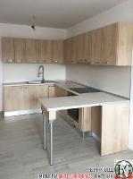 K014 - Кухня: Elegance Endgrain Oak и Дюна_2
