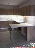 K014 - Кухня: Elegance Endgrain Oak и Дюна_5