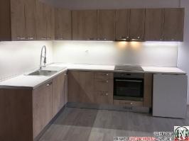 K014 - Кухня: Elegance Endgrain Oak и Дюна_7