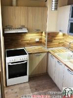K004 - Кухня: Дъб Ферара и Porterhouse Walnut_18