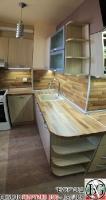 K004 - Кухня: Дъб Ферара и Porterhouse Walnut_20