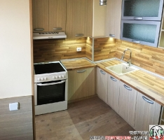 K004 - Кухня: Дъб Ферара и Porterhouse Walnut_23