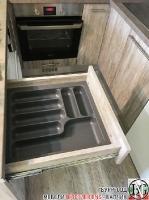 K005 - Кухня: Dark Astwood, Зелен пастел, F049 и PS54_10