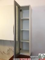 K012 - Горен ред шкафове за кухня: Цвят бяло_3
