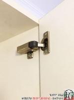 K012 - Горен ред шкафове за кухня: Цвят бяло_4