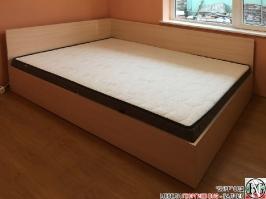 S002 - Обзавеждане за спалня: Млечен Дъб