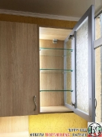 DR004 - Шкафове за тераса: Дъб Нагано и Алхамбра светла _5
