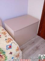 D004 - Ракла за детска стая: Макиато и Беже_1