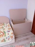 D004 - Ракла за детска стая: Макиато и Беже_3