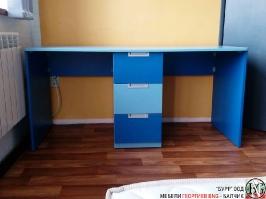 D006 - Обзавеждане за детска стая: Синьо Капри и Синьо Атол_7
