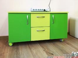 V011 - Шкафове на колела: Зелена Мамба и Лайм_2