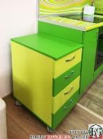 V011 - Шкафове на колела: Зелена Мамба и Лайм_4