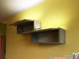 V004 - Скрин за хол и шкафчета за стена: Орегон и Dark Astwood_6